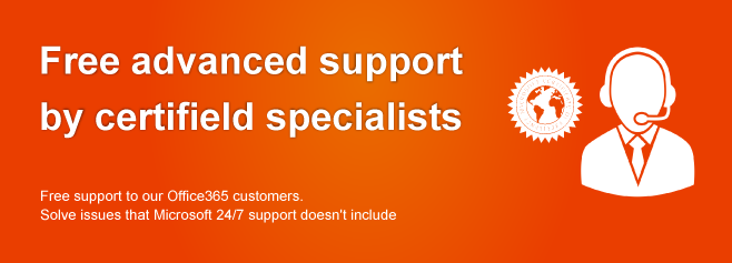 Office365 certified support